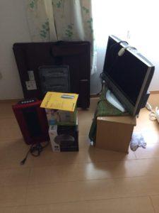 荒川区でテレビや家電の回収